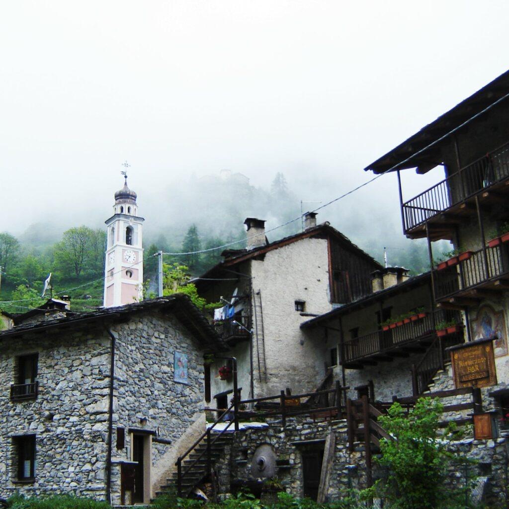 Village du Piémont