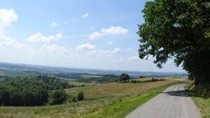 Voyage à vélo - découvrir de nouveaux horizons