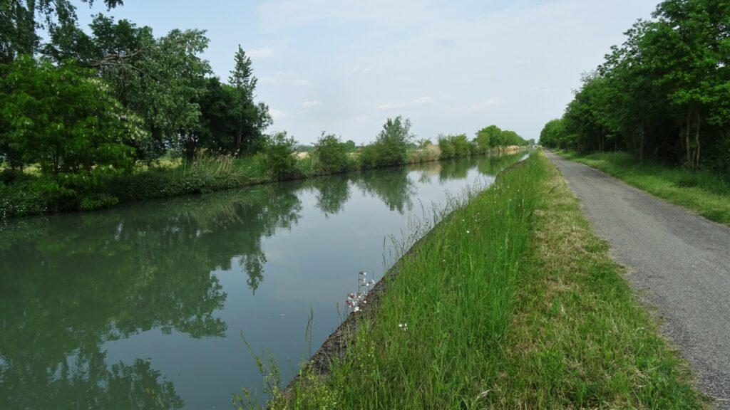 Bordeaux - Perpignan à vélo par le canal des Deux Mers