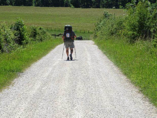 itinéraires à pied