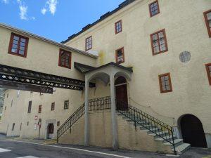 Hospice du Grand St Bernard