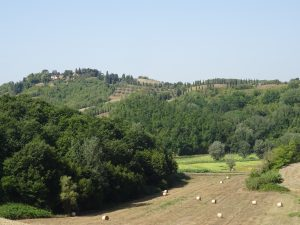 Colline de Toscane