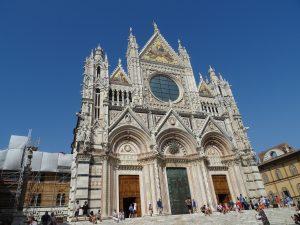 Duomo à Sienne