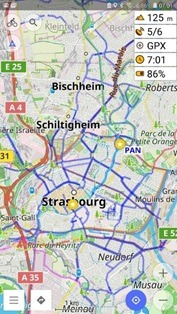 Tutoriels GPS, GPX, OSMAnd, BRouter, UMap