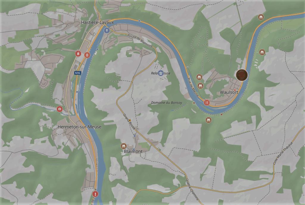 Préparer votre trekking - phase d'exploration - Sygic Map