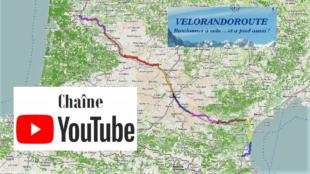 Velorandoroute - Chaîne Youtube